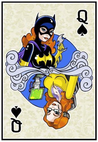 batgirl or oracle