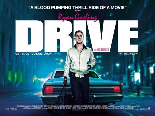 drive movie wallpaper