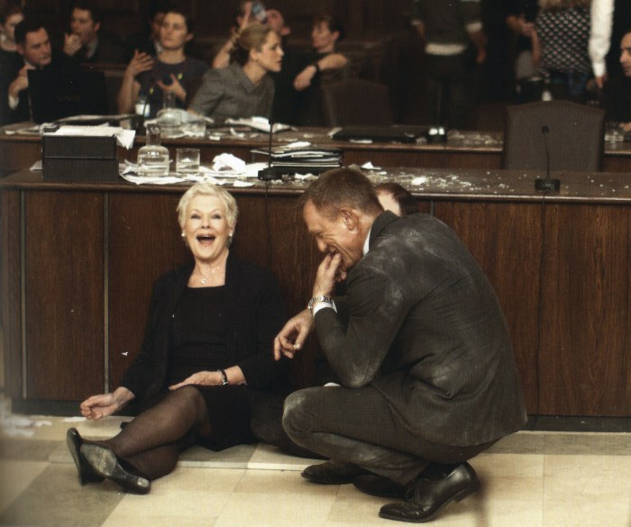 dench and craig share a laugh.jpg