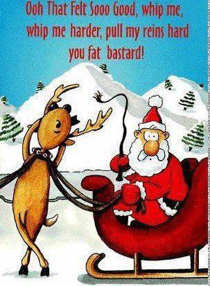 whip me santa whip me santa