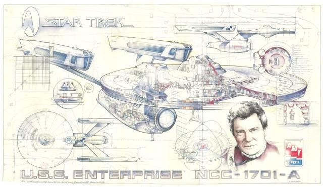 uss enterprise cutaway wallpaper myconfinedspace