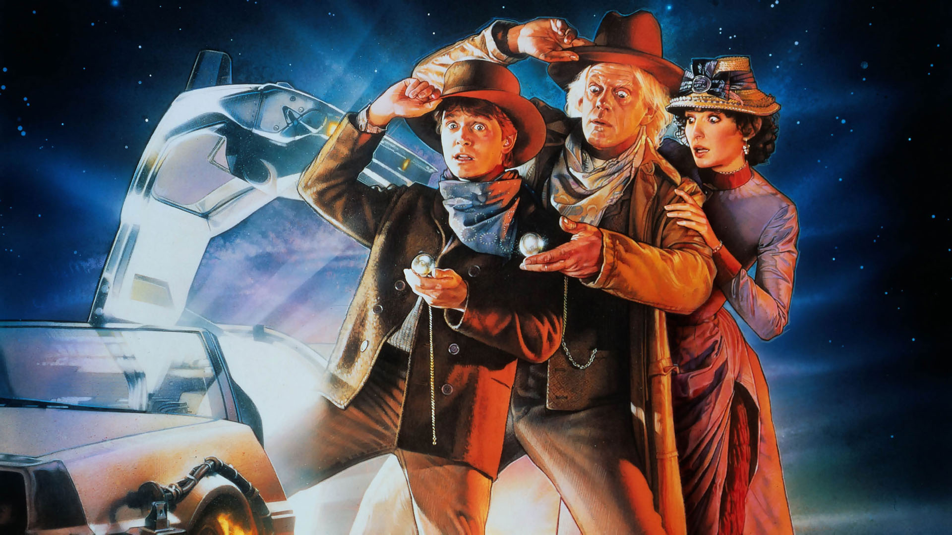 Back To The Future Wallpaper 3 Myconfinedspace