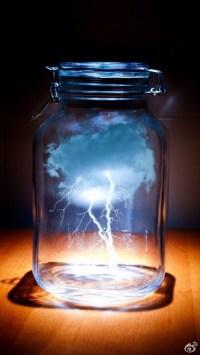 lightning in a bottle | MyConfinedSpace