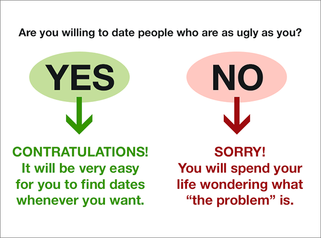 are you willing to date people who are as ugly as you.png