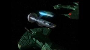 Pasteur with Klingon escorts