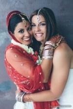 Shannon Seema lesbian wedding