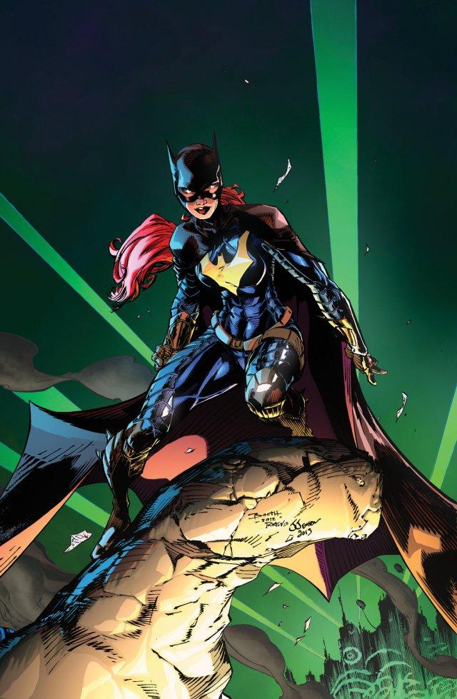 batgirl on a gargole.jpg
