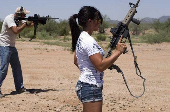 jean shorts and AR-15.jpg
