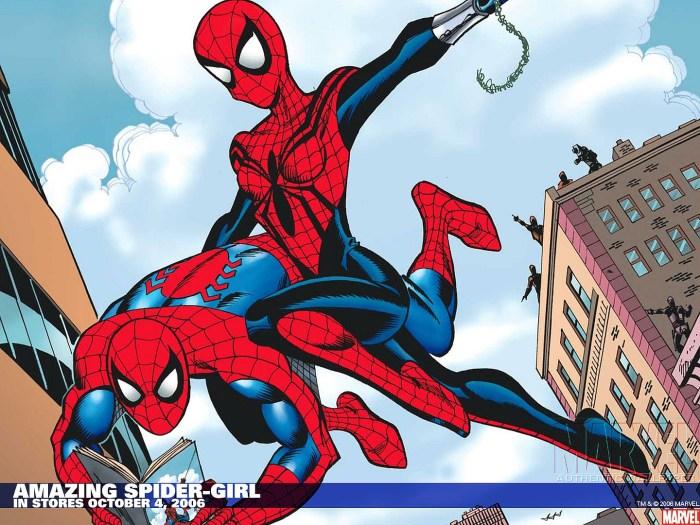 Amazing Spider-girl saves spider-man.jpg