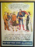 Superman hates racism.jpg