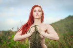 topless red head with net.jpg