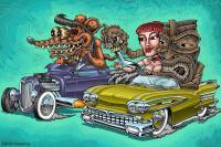 Tiki cars