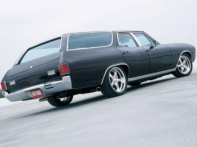 wagon 1967