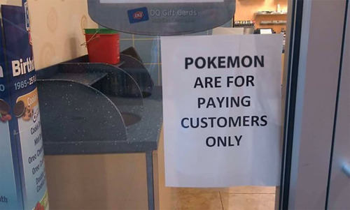 Pokemon are for paying customers only.jpg