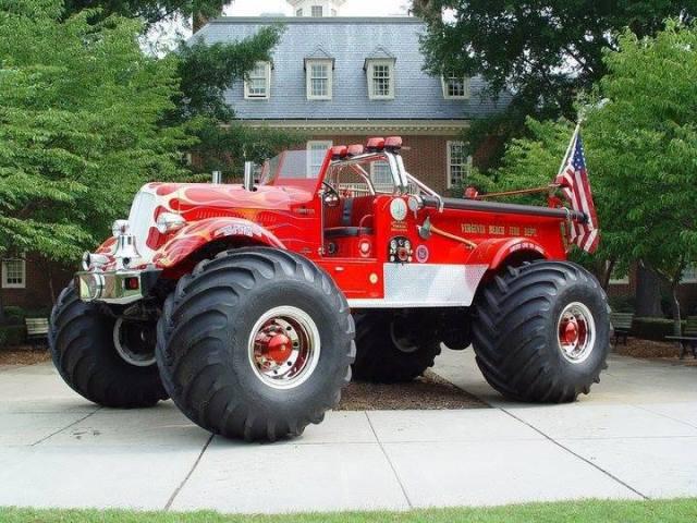 firetruck 344