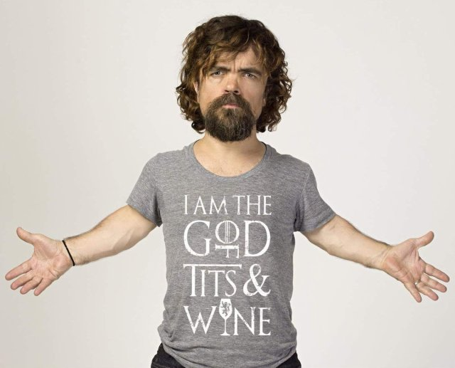 I am the god of tits and wine.jpg