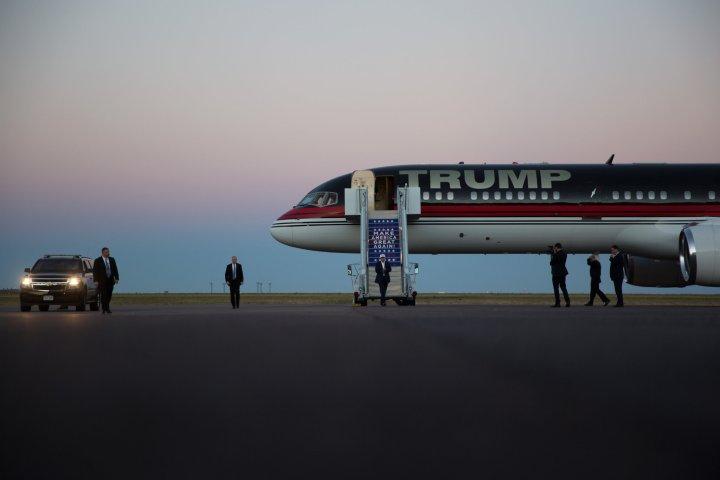 Donald Trump has a massive throbing jet plane.jpg