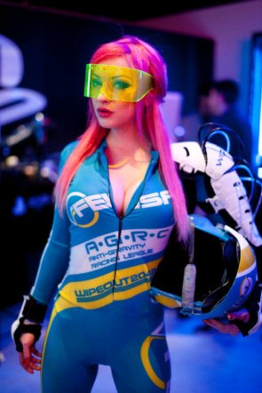 WipeOut Cosplay