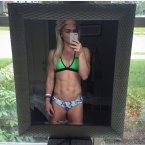 Katrin Tanja Davidsdottir rock hard abs