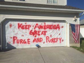 Keep America Great Purge and Purify