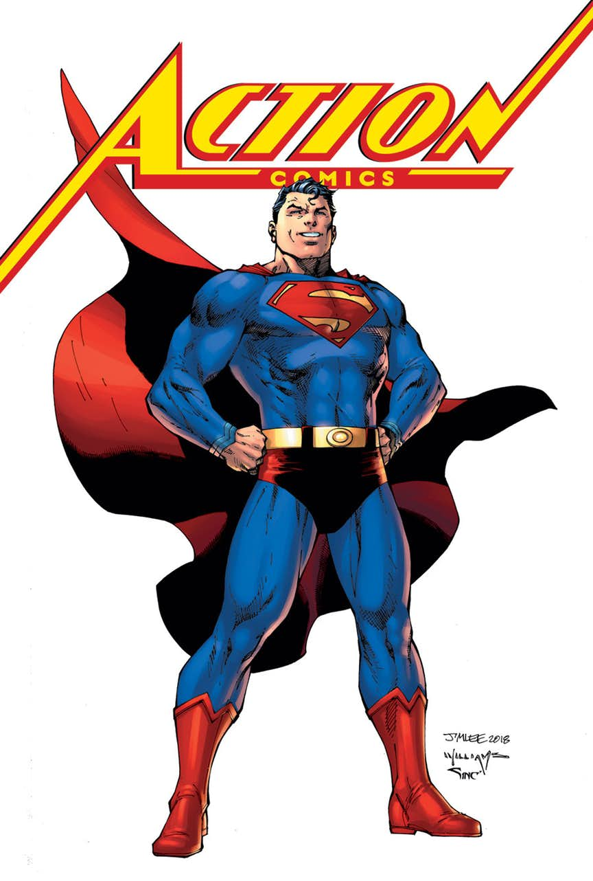 Action Comics #1000 review