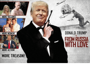 Donald Trump – From Russia With Love