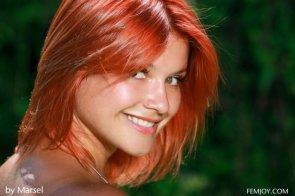Dina P garden smile