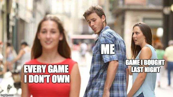 Game Envy