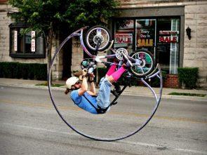 roller bike