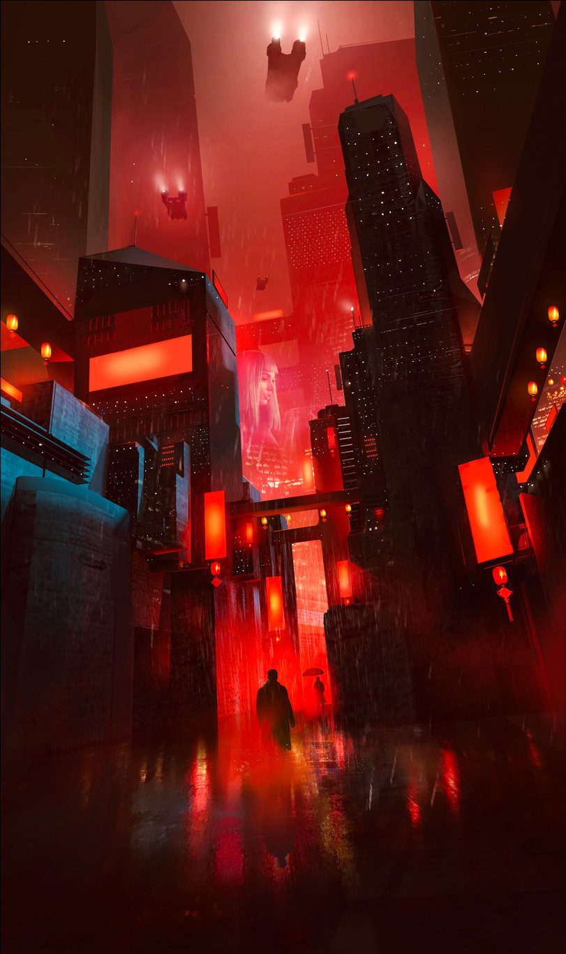 Blade Runner 2049 Vertical Wallpaper Myconfinedspace