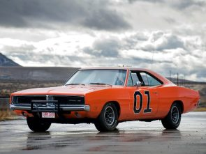 Dukes of Hazzard County – the general on a wet track