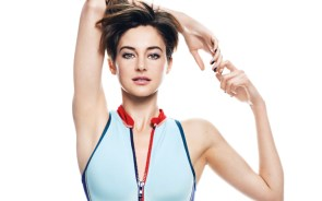 shailene woodley with photoshopped arm pits