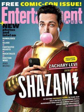 Shazam on EW