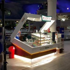 Krispy Kreme popup