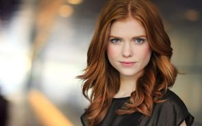 megan west as a red head
