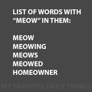 list of words with meow in them.png