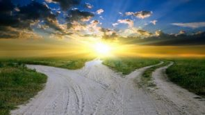 three paths diverge
