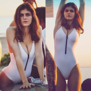 Alexandria in a white one piece.jpg