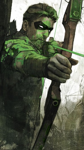 Green Arrow Drawing Back.jpg