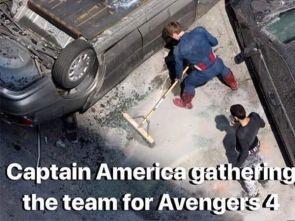 gathering the team
