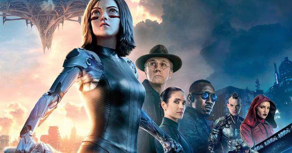 'Alita Battle Angel' Deserves To Be Discovered By Fans Of 'Captain Marvel' And 'Wonder Woman'