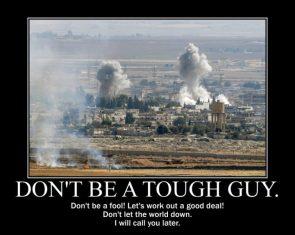 Don't Be A Tough Guy