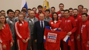 Russia banned from all global sport including 2020 OIympics and 2022 World Cup finals