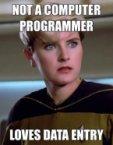 not a comptuer programmer