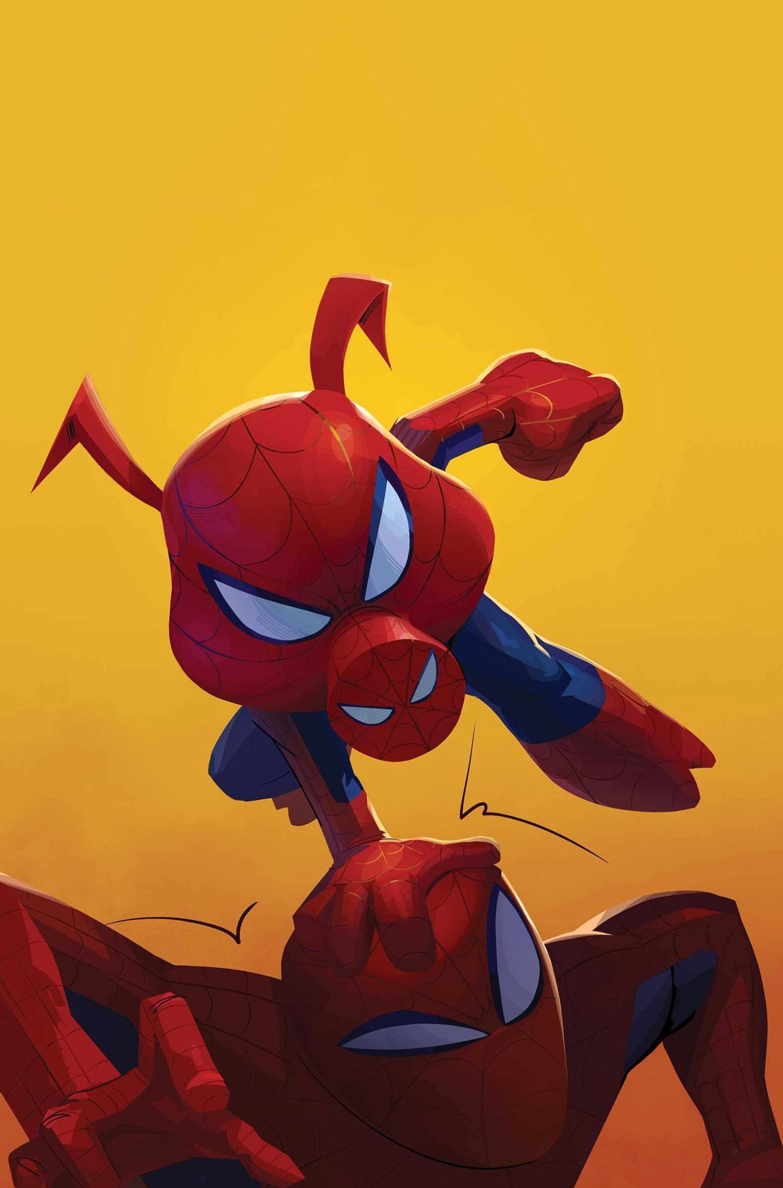 Spider-Ham #1 2019 by Wendell Dalit