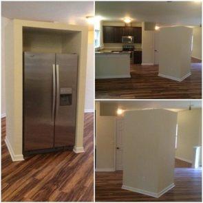 fridge nook