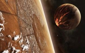 low orbit colony