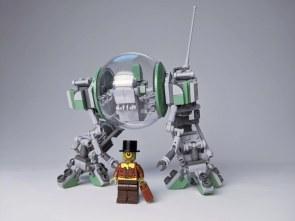 Dr Flabnelcrank's Lunar Roamer   #lego #legospace #legovehicle #legomech #legomecha #legoscifi #legomoc #legorobot