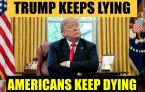 AMERICANS KEEP DYING