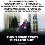 SOME CRAZY DICTATOR SHIT